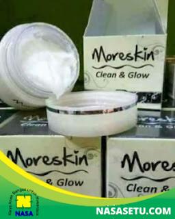 Moreskin Clean and Glow Pemutih Wajah