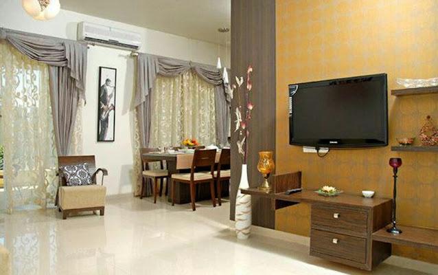 2 bhk flat interior design ideas tv