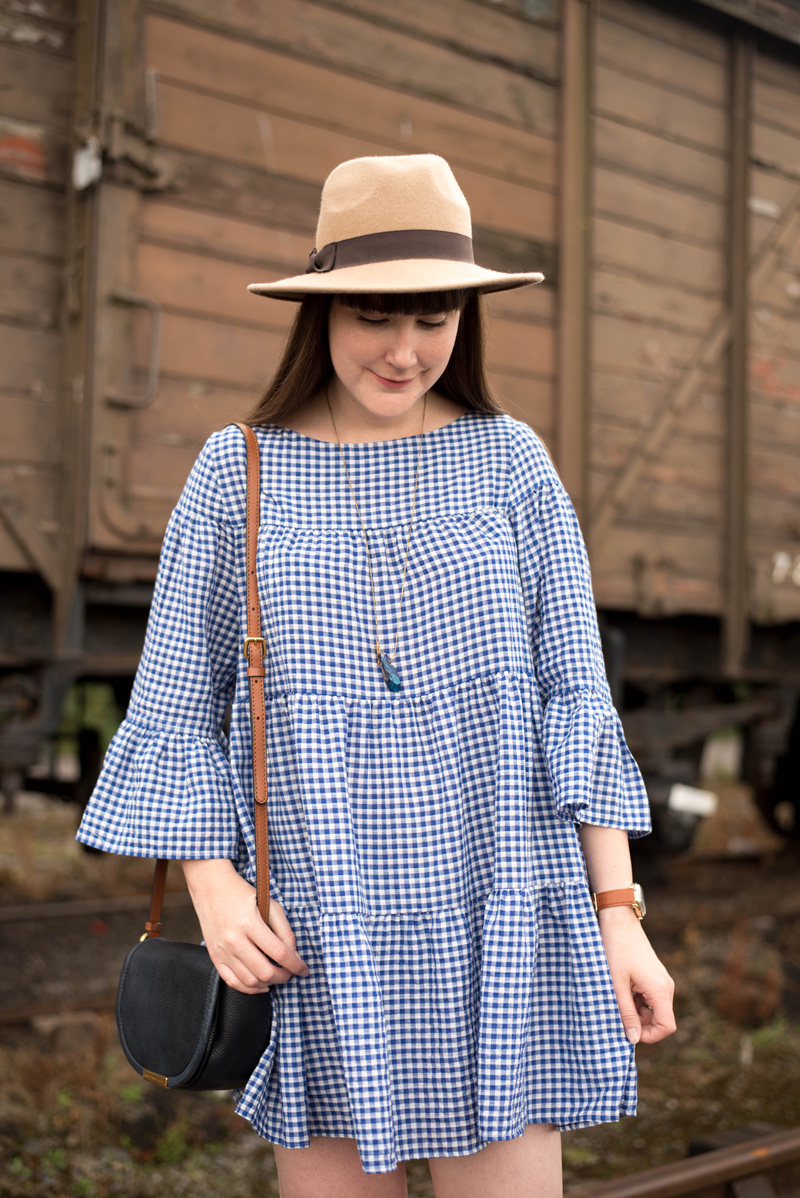 Another Zara Smock Dress