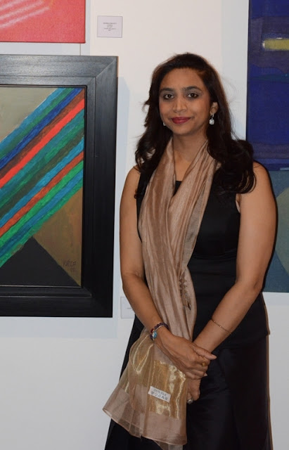 Art Curator Payal Kapoor of Arushi Arts Gallery