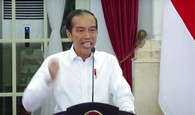 Kemarahan Kosong Mister Jokowi Dilakukan Berkali-kali, Tak Ada Menteri Yang Dipecat