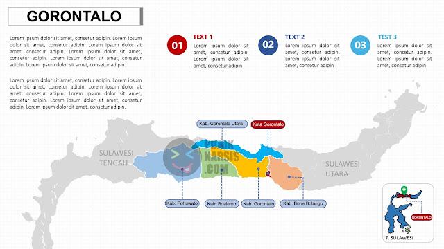 Peta Gorontalo PPTX