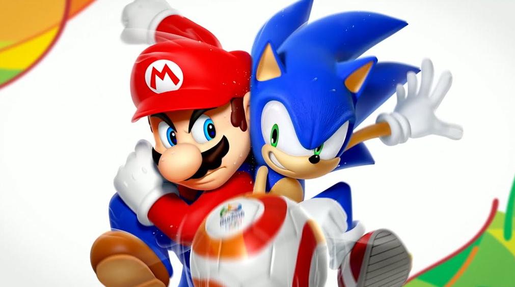 SPIEL FILM SPASS: Schneller, höher, weiter – Mario & Sonic bei den ...