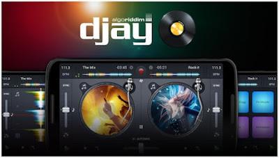 Aplikasi Musik DJ Terbaik - djay Free