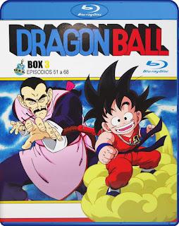 Dragon Ball – Box 3 [3xBD25] *Con Audio Latino, no subs