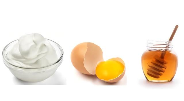 telur-madu-yogurt-merawat-rambut