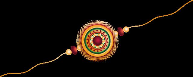 raksha bandhan rakhi for sister png vectors free download