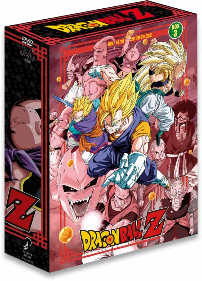 Dragon Ball Z - Box 3