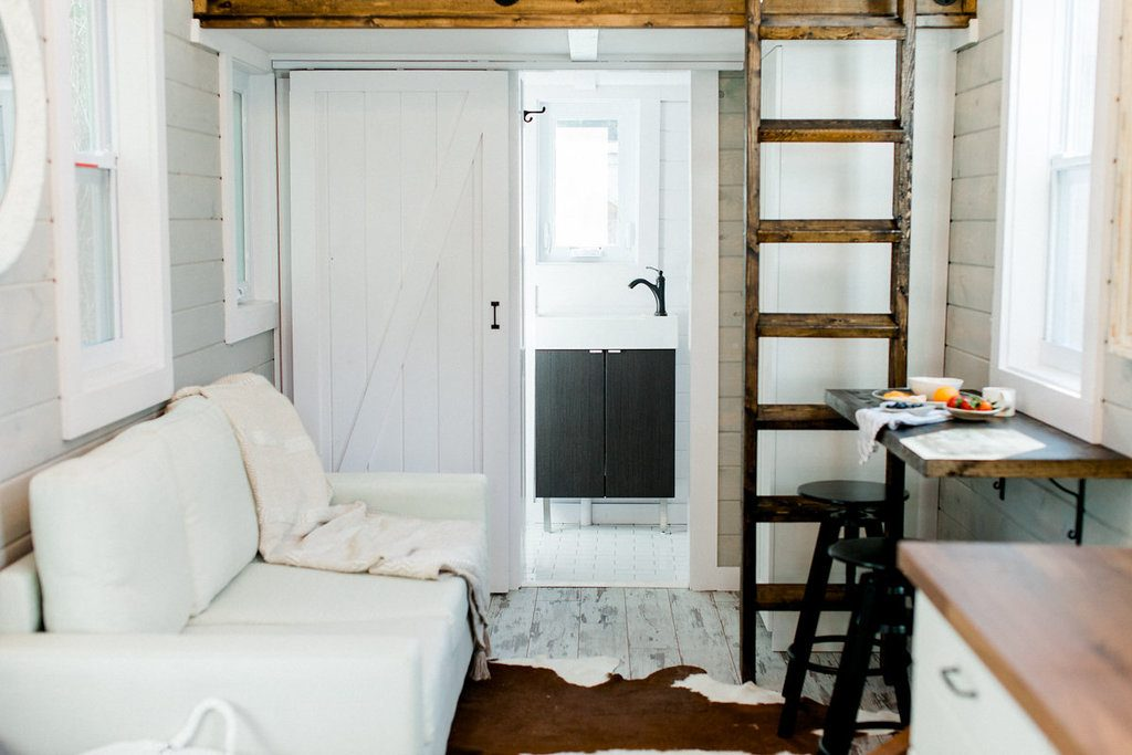 Tiny Home - Declutter - Minimalism - Sanctuary Tiny Homes
