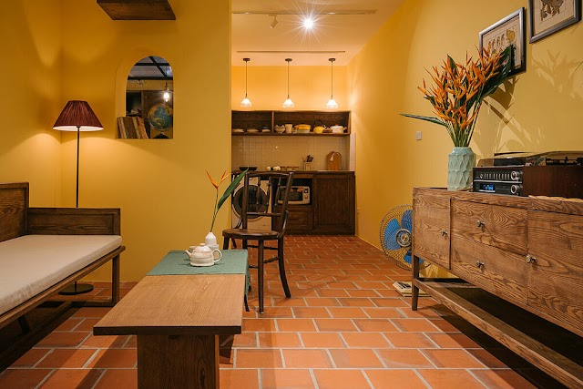 5 homestays locate quietly in the heart of Ha Noi