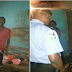 BREAKING: Police rescues Man chained down by his grandmother for over 1 year in Mushin area of Lagos (photos)