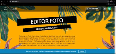 pixlr edit blog