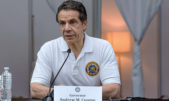 Gobernador de Nueva York, Andrew Cuomo