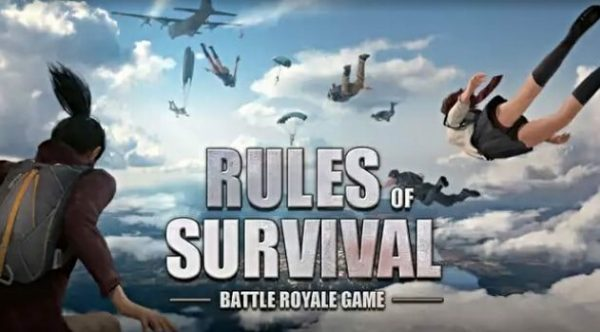 Rules Of Survival Game For Pc Android - Download Compressed