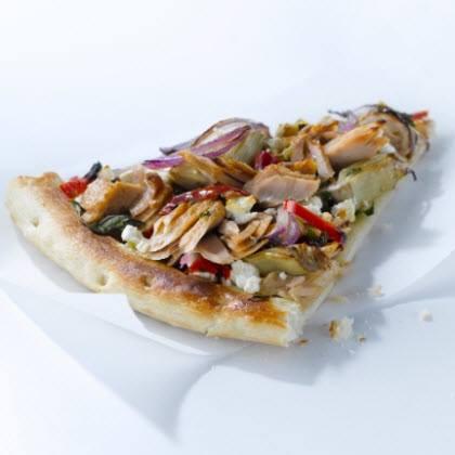 Tuna California Pizza