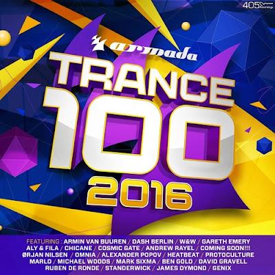 CD Trance 100 (2016)