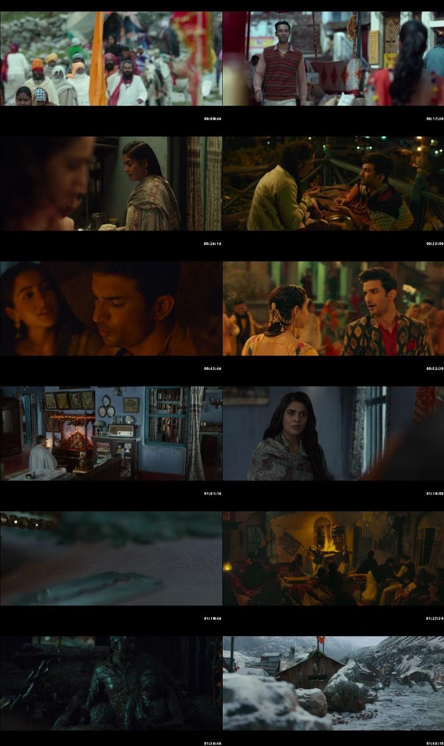 Kedarnath 2018 Full Hindi Movie Online Watch