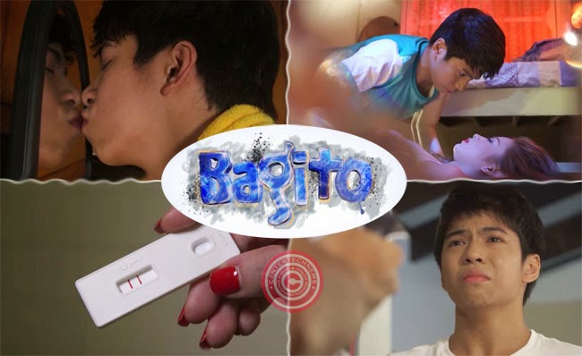 Watch Teleserye 'Bagito' a Wattpad Series of Noreen Canapi, Full Trailer Video