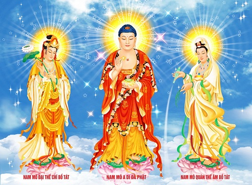 Hóa giải sự nhầm lẫn giữa Phật Thích Ca và Phật A Di Đà, vị nào thần thông, quyền năng hơn?