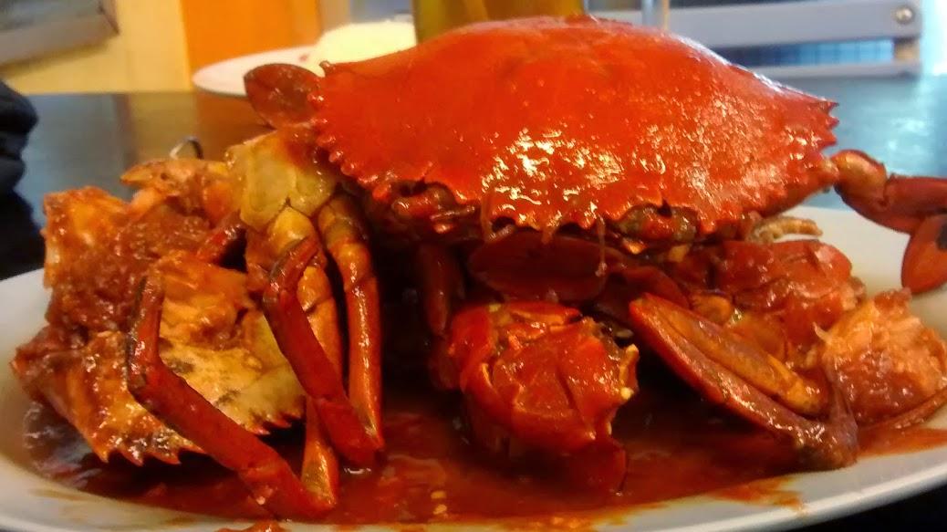 Resep Kepiting Saus Tiram Pedas Yang Enak Spesial Resep Masakan