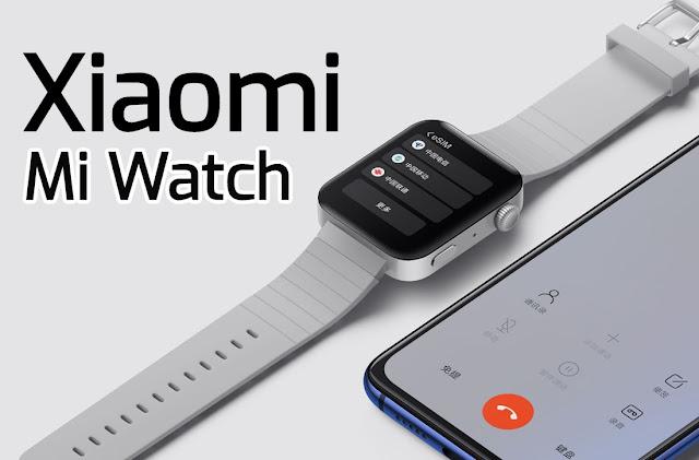 Xiaomi Mi Watch en España en 2020