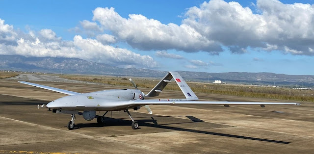 Η δράση των τουρκικών drones στο πεδίο της μάχης