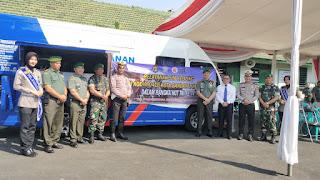 HUT TNI ke-74, Polri Berikan Layanan Perpanjangan SIM Gratis Bagi Prajurit TNI