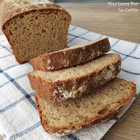 Pan de Molde con Centeno