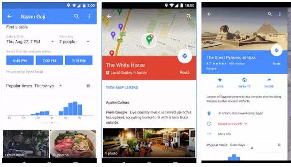 Download APK Google Maps Terbaru (v10.35.2) 10.35.2