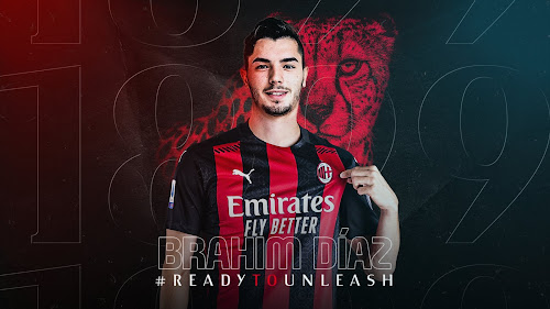 OFICIAL: Brahim Díaz cedido al AC Milán