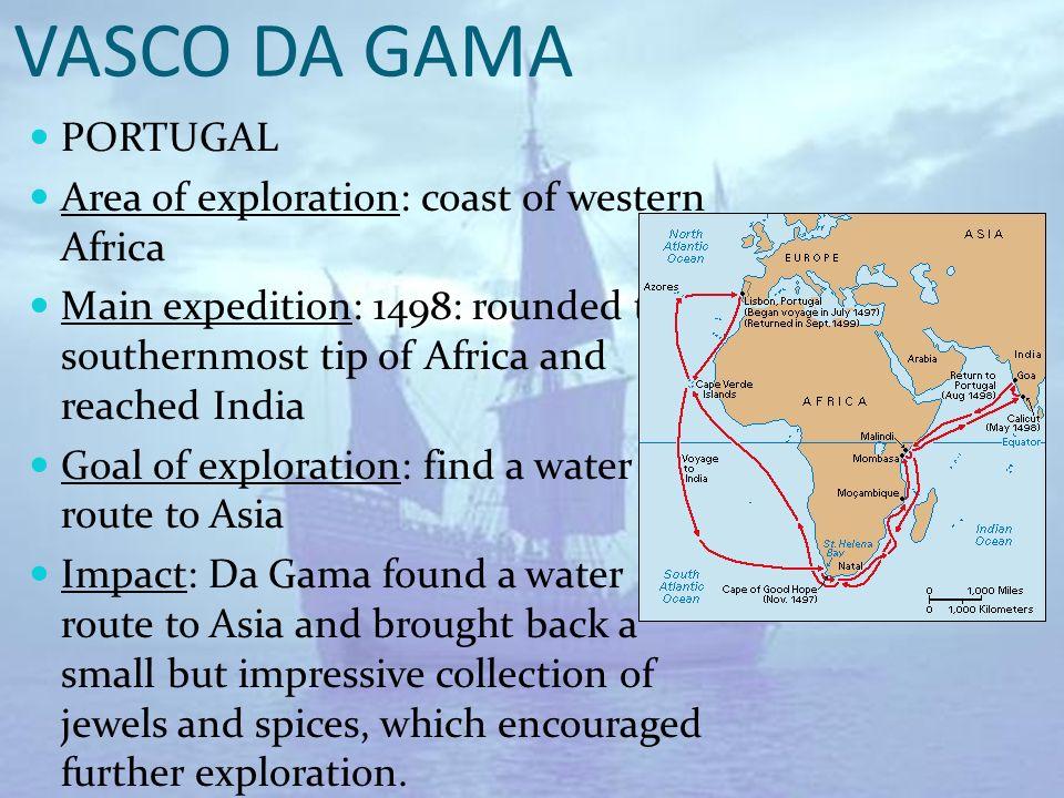 vasco da gama sea route map Reasons For Alternative Sea Route To India Vasco De Gama S vasco da gama sea route map