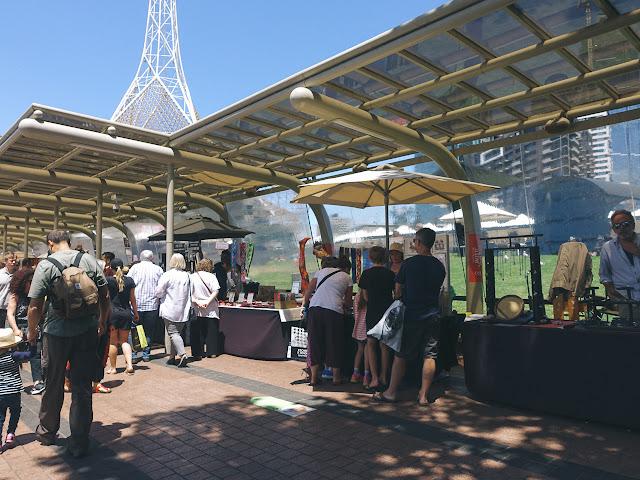 アート・センター・サンデ・マーケット(Arts Center Melbourne's Sunday Market)
