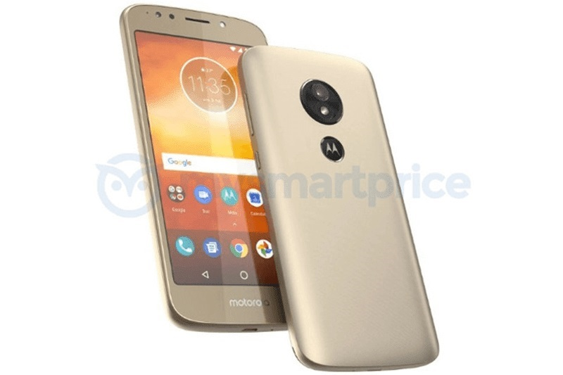 Leaked Motorola Mota E5 Image Shows Rear Fingerprint Scanner