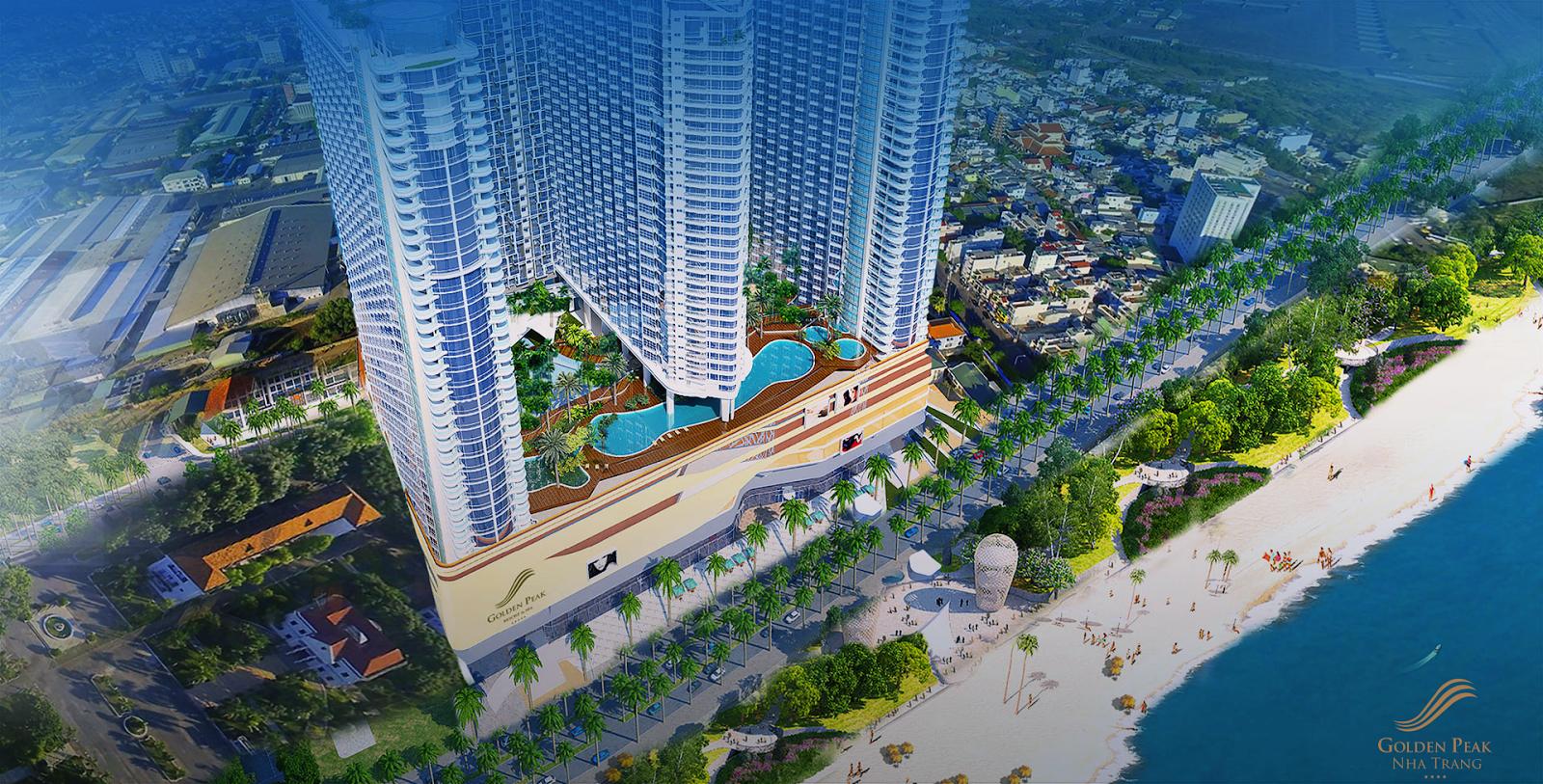 Siêu dự án Golden Peak Trần Phú Nha Trang