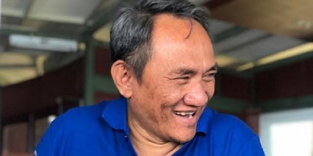 Sindir Pidato Jokowi? Andi Arief: Neraka Itu Bukan Hanya Membakar, Tapi Juga Menerangi