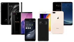 5 Hp Tercanggih 2017, Smartphone Terbaik Dengan Spesifikasi Tinggi