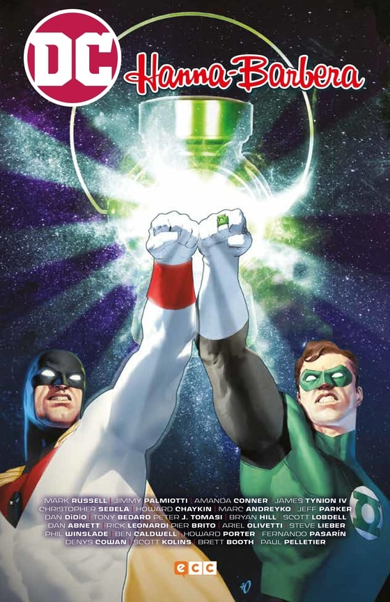 DC Comics/Hanna-Barbera Integral #dccomics #hannabarbera #hannabarberacartoons #hannabarberacharacters #scoobydoo #nostalgia #flintstones #spaceghost #dcuniverse