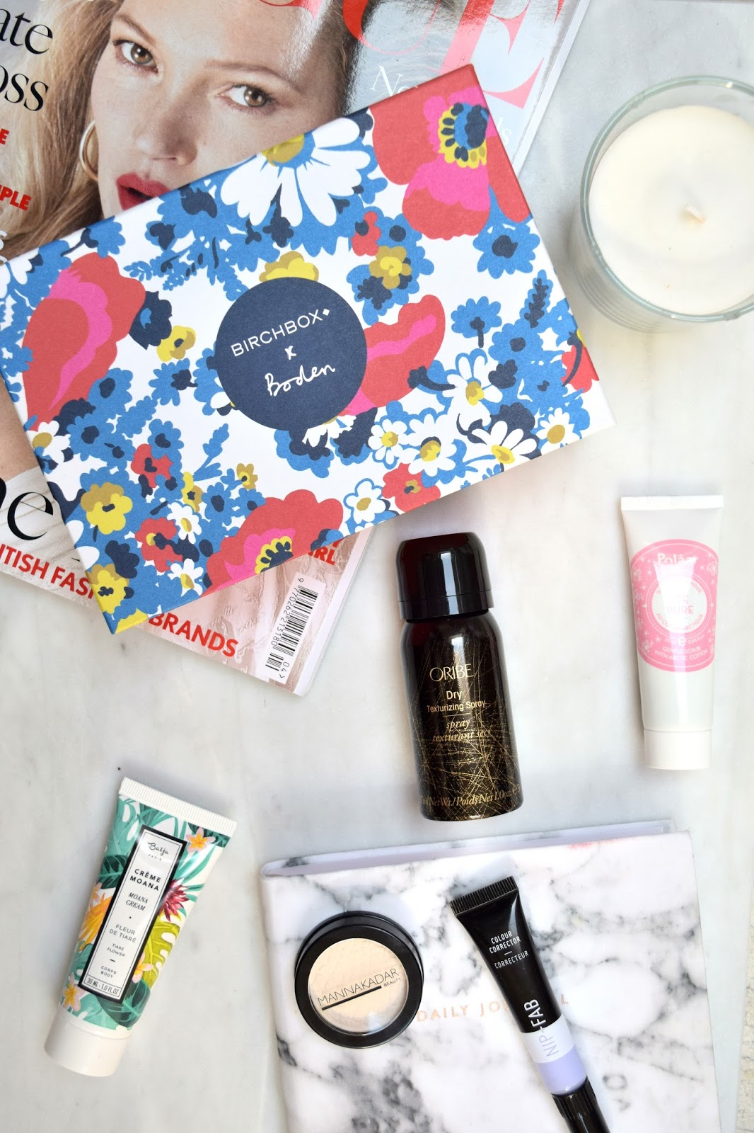 April Birchbox Boden