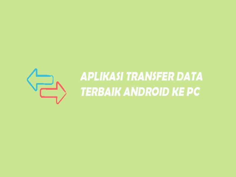 aplikasi transfer data, aplikasi pindah data