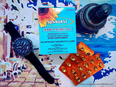 Sunburst Saw Palmetto