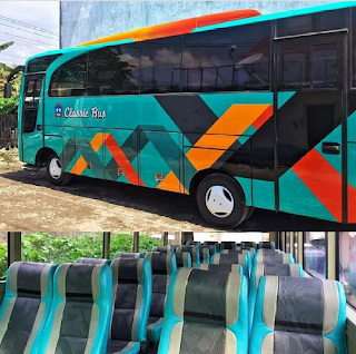 Sewa Bus Pariwisata Magelang