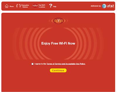 McDonalds-WiFi