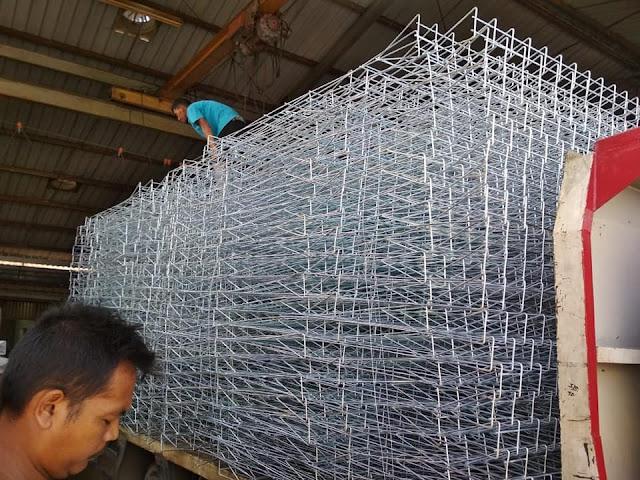 Pabrik Pagar BRC Bandara Indonesia