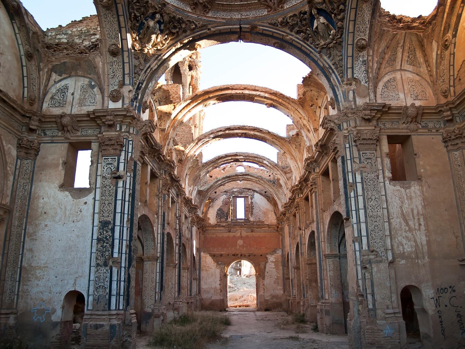 El bombardeo de Belchite; una herida abierta en nuestra historia ...