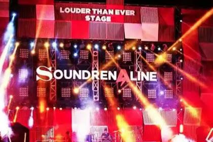 The Spirit of All Time, Tema Soundrenaline ke-17 Tahun 2019