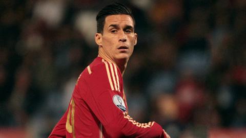 Lần cuối Callejon thi đấu cho Tây Ban Nha là cách đây 2 năm