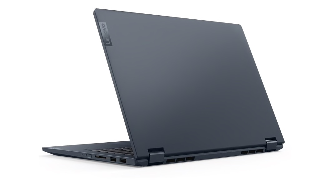 Review Laptop Ideapad C340 body metal Doff