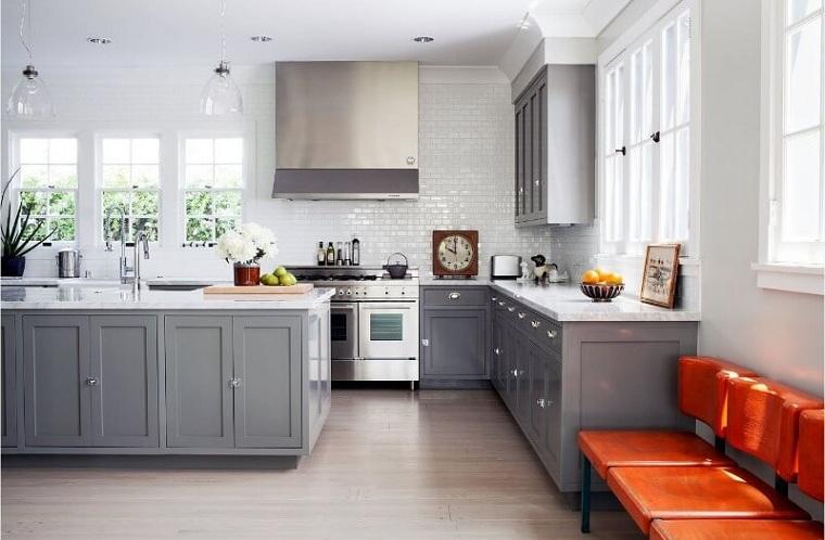 Diseño de cocinas - Nuevas tendencias de cocinas