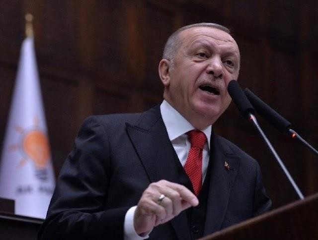 Εκτός ελέγχου ο Ερντογάν: Εύχομαι οι Γάλλοι να απαλλαγούν σύντομα από τον Μακρόν