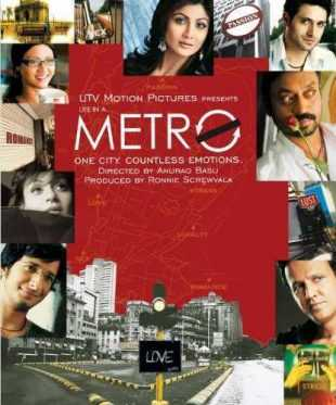 Life in a Metro 2007 Full Hindi Movie Download HDRip 720p